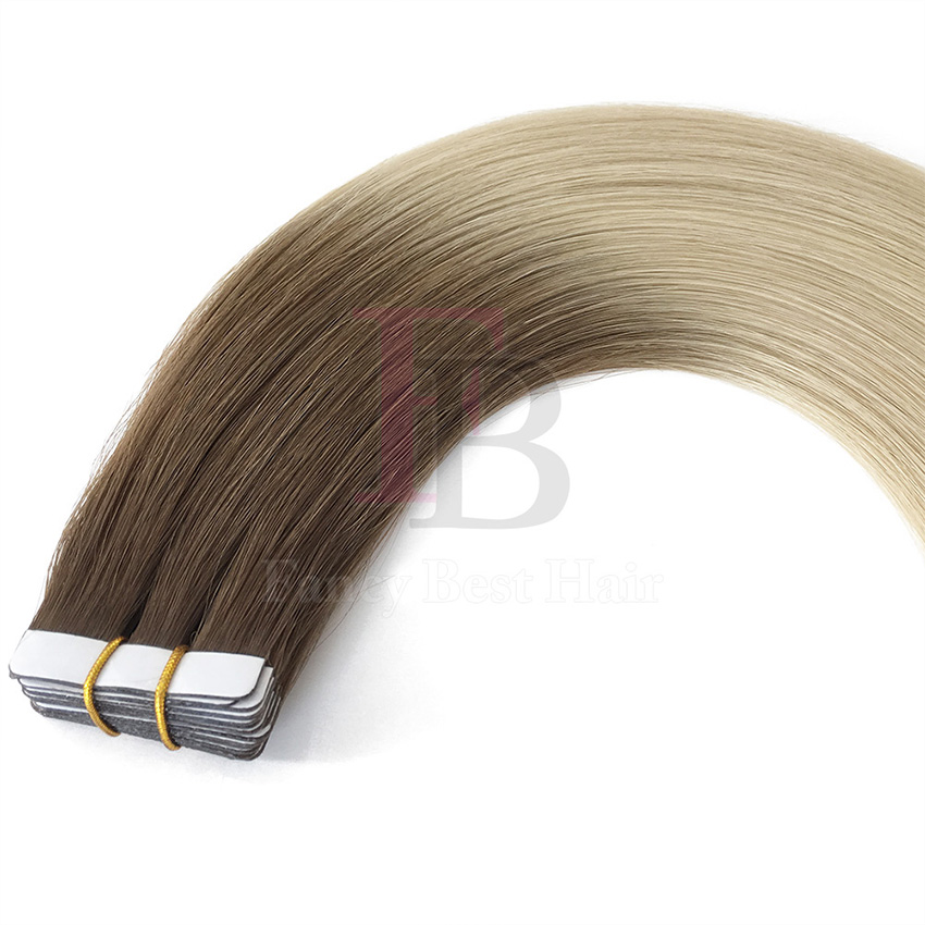 Ombre T8/60 tape hair