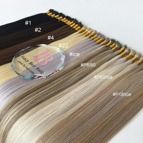 Nano Ring Hair 25 Strands/ Pack